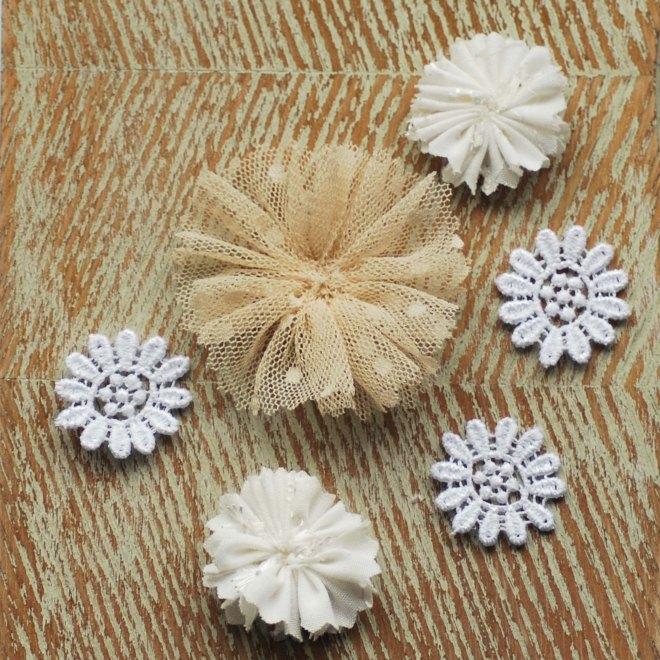 Flower pack Vintage
