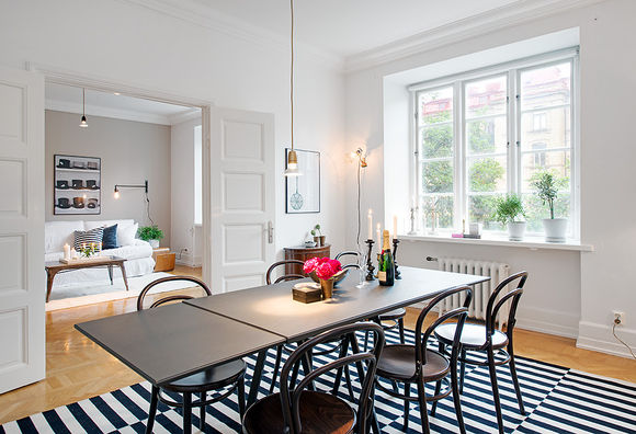 Swedish dining room