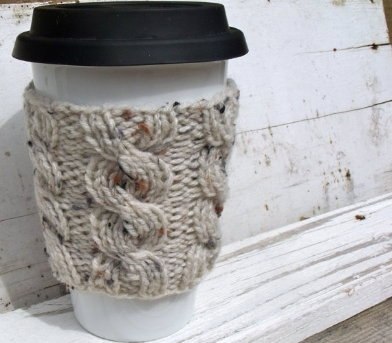 Coffee cup cosy