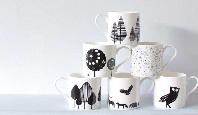 Hanna Francis mugs