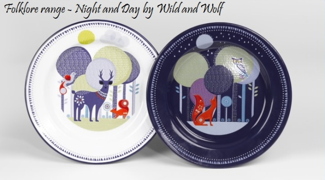 Night and Day - Wild and Wolf