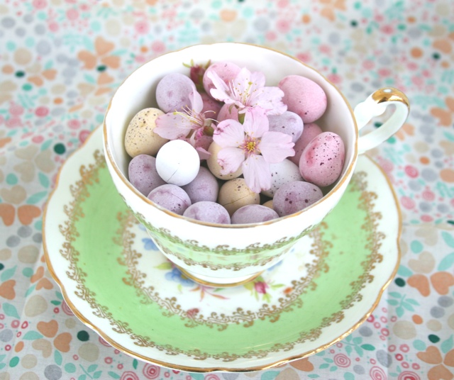Ruth Garner Blossom-and-eggs-in-teacup