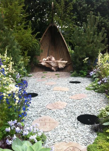 Chelsea viking garden