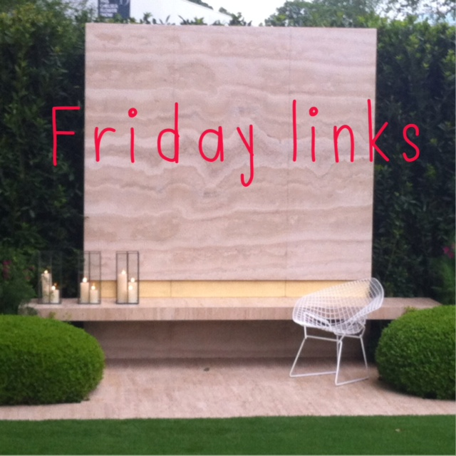 Friday links title image via Celebrate Creation