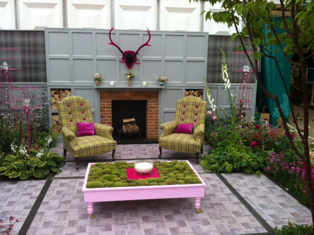House of Fraser at Chelsea flower show 2 via Celebrate Creation
