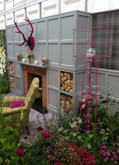 House of Fraser at Chelsea flower show 3 via Celebrate Creation