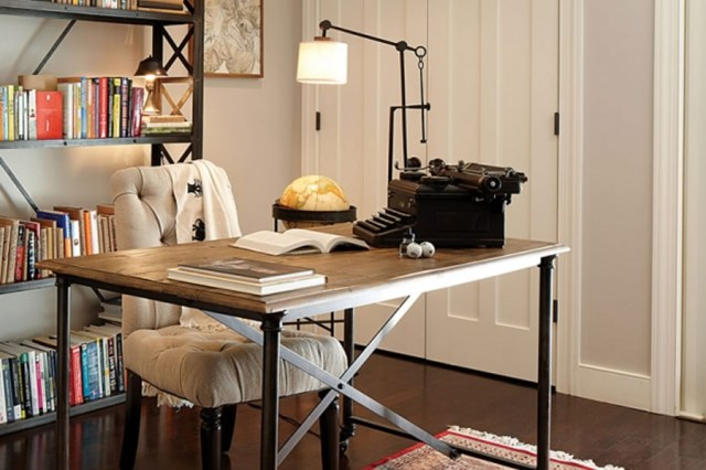 Chic-and-Stylish-Office-Table-Design-of-Noe-Valley-Home-by-Lauren-Geremia-San-Francisco