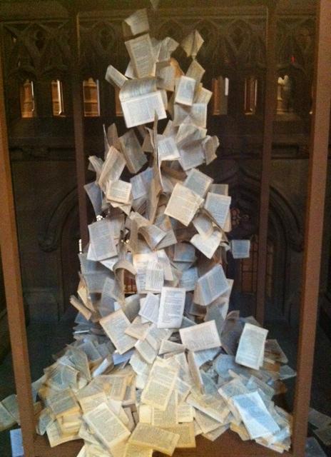 Book cascade