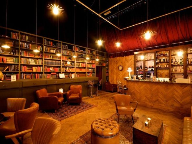 Benugo bar, London