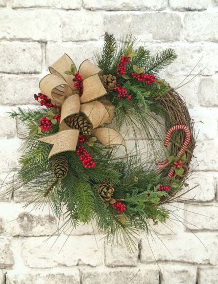 Door wreath 2