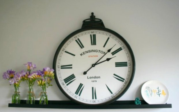 Clock for At Mine