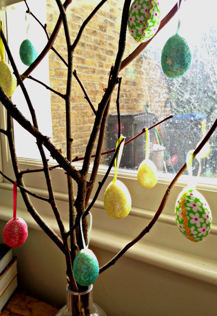 Easter tree 2