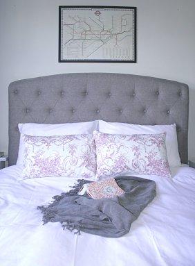 Bed shot
