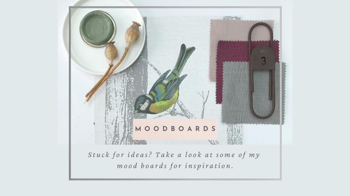 Spring Interior Design Mood Board
